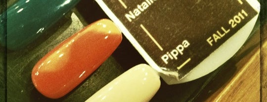 Julep Nail Parlor is one of {Shop For Sex}.