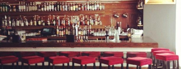 Burritt Room Tavern is one of SF Bars I'd Go Back To.