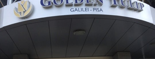 Hotel Galilei is one of Golden Tulip Hotels.