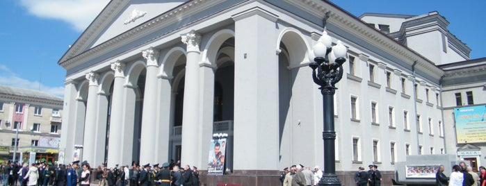 Teatralna Square is one of Разное.