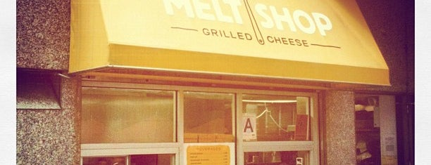Melt Shop is one of Mid 40-50s.