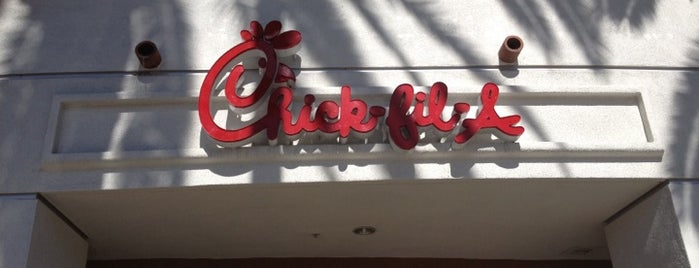 Chick-fil-A is one of US.