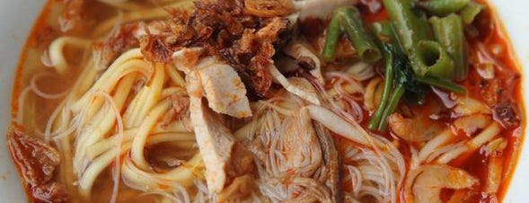 Ah Hooi's Hokkien Mee 福建面 is one of Axian Food Adventures 阿贤贪吃路线.