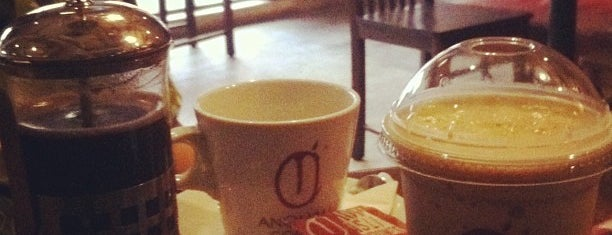 Anomali Coffee is one of Senayan Areas: My Playground, Workplace and Home.
