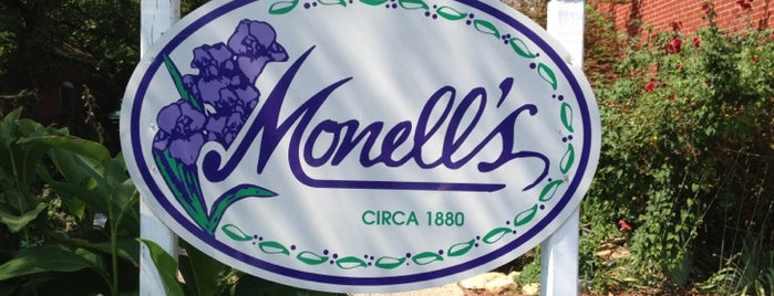 Monell's Dining & Catering is one of Nashville to-do.