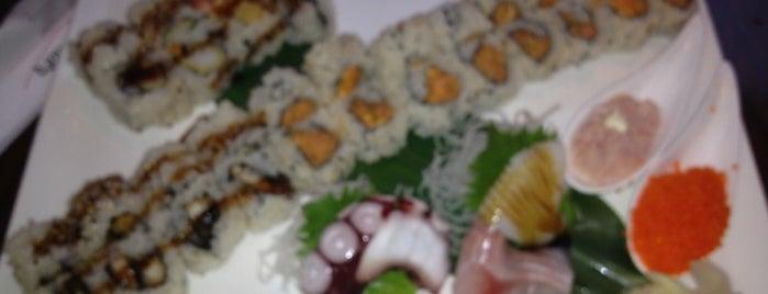 Sushi Mora is one of Bento (NY).