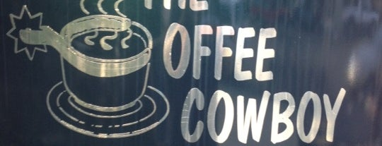 Coffee Cowboy is one of A Family Road Trip to Southwest Colorado.