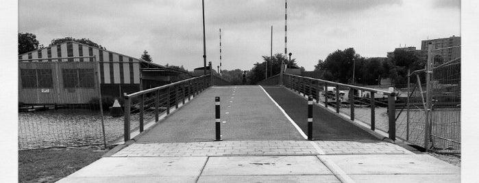 Kadoelenbrug is one of I ♥ Noord.