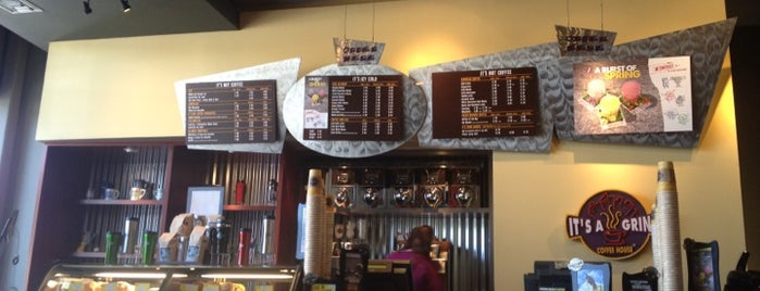 It's A Grind Coffee House is one of The 15 Best Places for Mochas in Austin.