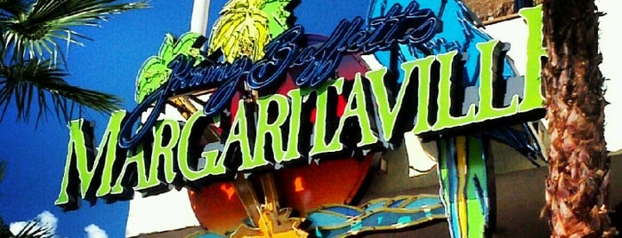 Margaritaville is one of Favorite Bars.
