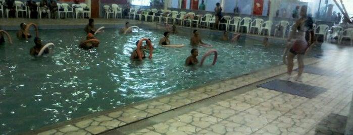 Centro de Convivência do Idoso de Aparecida is one of Espaços Culturais.