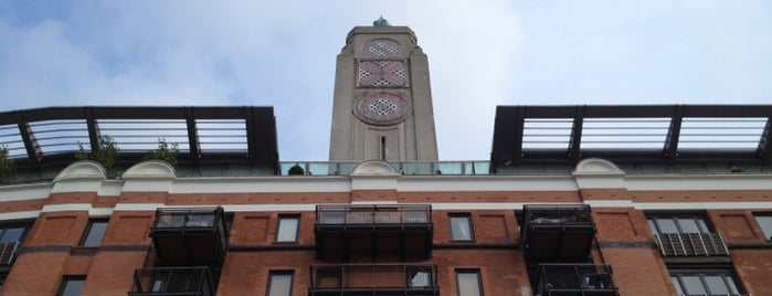 OXO Tower Brasserie is one of All-time favorites in UK.
