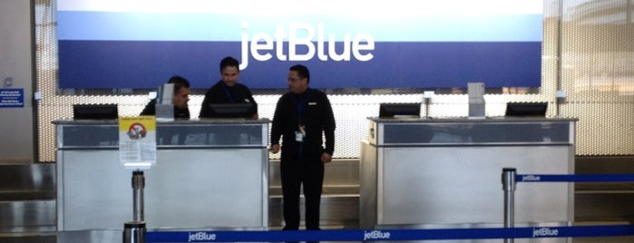JetBlue Terminal is one of Private Car and Limousine Services.