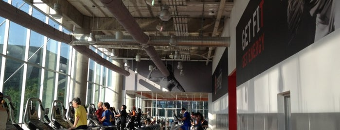Energy Fitness is one of Colonia Nápoles (Mexico City) Best Spots.