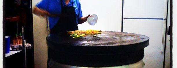 Su's Mongolian BBQ is one of Liked.