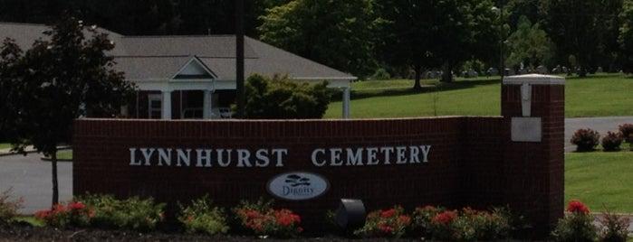 Lynnhurst Cemetary is one of Fountain City FUN!.