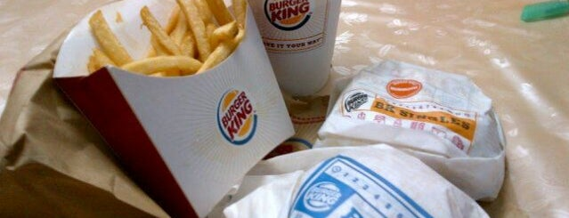 Burger King is one of Best places to be.