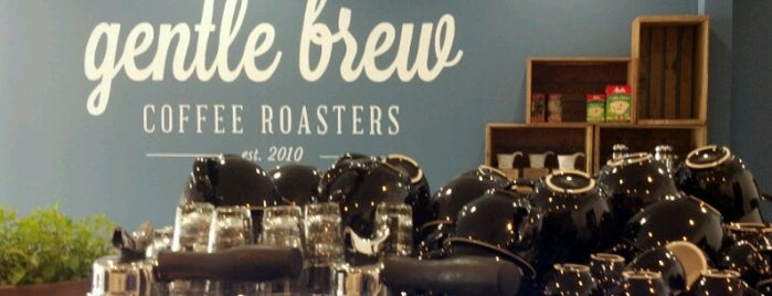 Gentle Brew Coffee Roasters is one of A Taste of Long Beach NY.