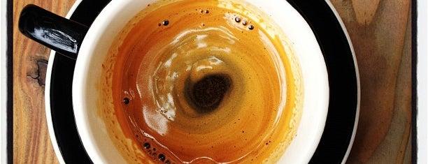 Bonanza Coffee is one of Berlin.