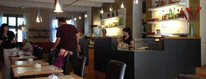 Klafé is one of Týden kávy 2012.