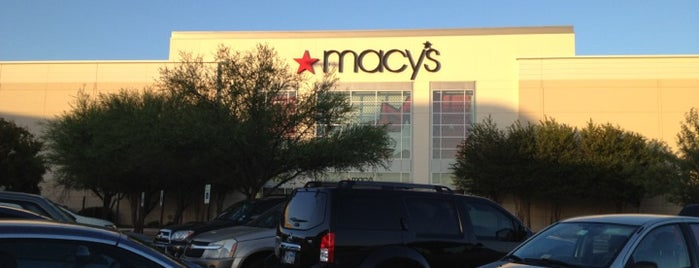 Macy's is one of Chevy Haul | Black Friday 2011.