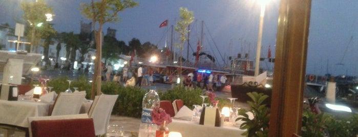 Marina Restaurant & Bar is one of Restaurants.