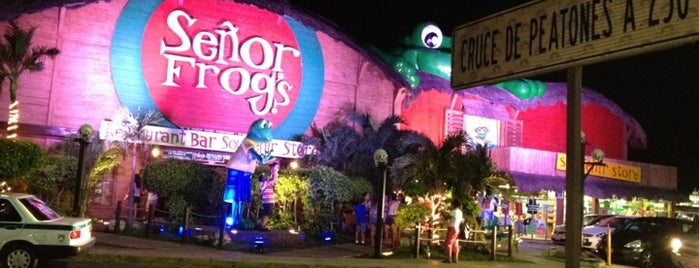 Flamingo Mall is one of Mexico // Cancun.