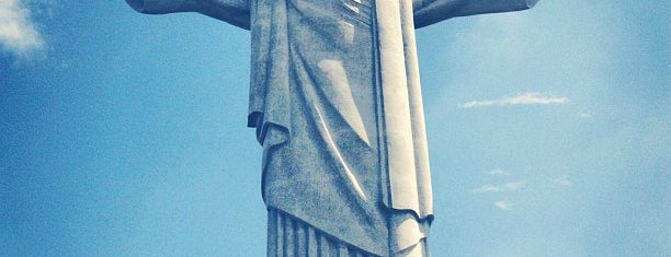 Christ the Redeemer is one of Dream Destinations.