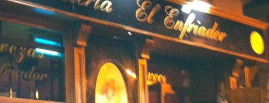 El Enfriador is one of Madrid: de Tapas, Tabernas y +.