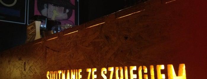 Spotkanie Ze Szpiegiem is one of Warsawa.
