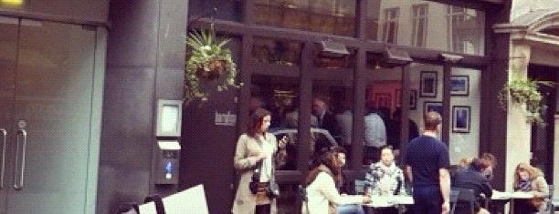 Barrafina is one of London.
