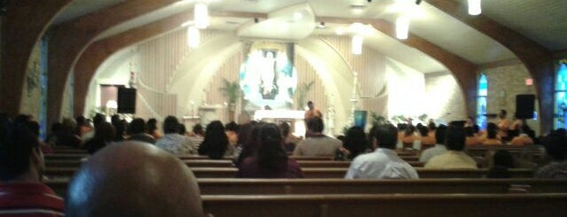 Our Lady of Guadalupe Catholic Church is one of Parishes in the Austin Metro Area.