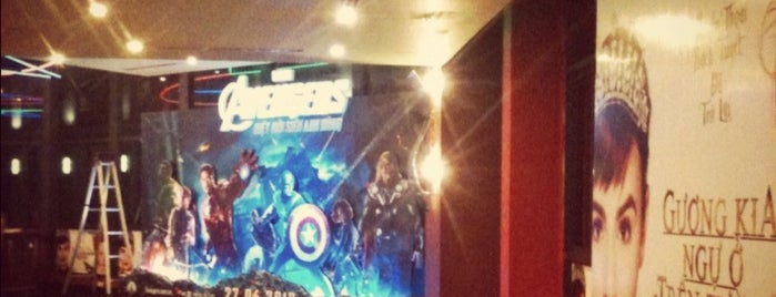 CGV Cinemas Vincom Center is one of My Favorite.