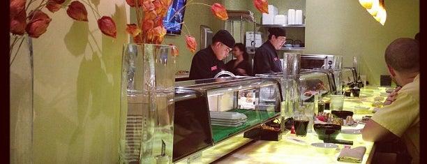 Kanki Japanese House of Steaks & Sushi is one of 20 favorite restaurants.