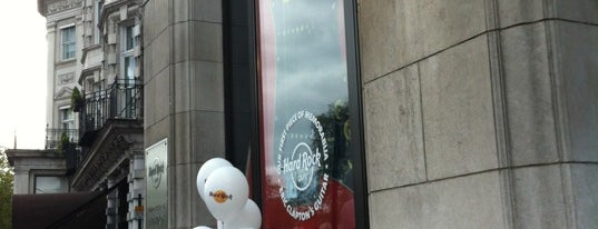 Hard Rock Shop is one of London.