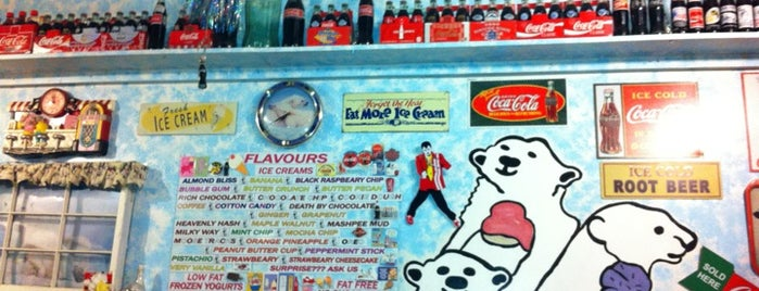 Polar Cave Ice Cream Parlour is one of Yummy Places.