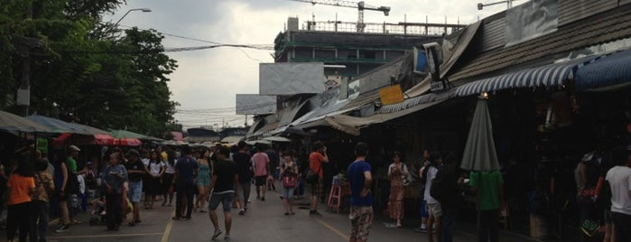 Chatuchak Square is one of Art & Painting Stuff.