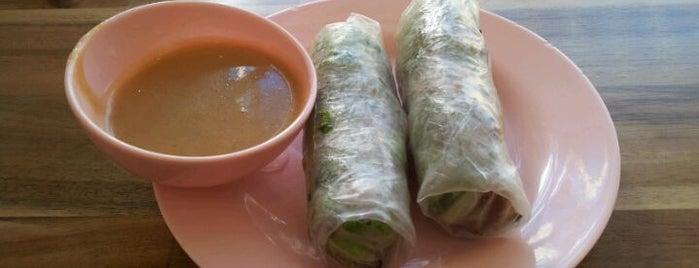 Bánh Canh Chả Cá Nha Trang is one of Sai Gon list.