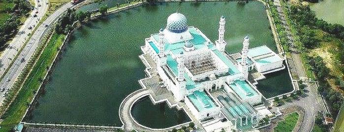 Masjid Jameatus Solehah is one of masjid.