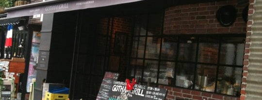 Gotham Grill is one of Delicious♪~Ebis,Shirogane,Daikanyama,Area.