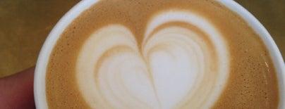 Stumptown Coffee Roasters is one of NYC I see.