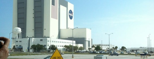 NASA Kennedy Space Center Headquarters is one of Bucket List.