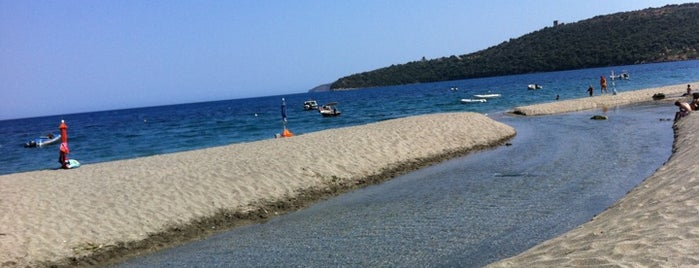 Ageranos beach is one of Must-visit Beaches in Laconia.