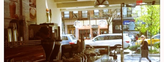 Koffeecake Corner is one of Work.
