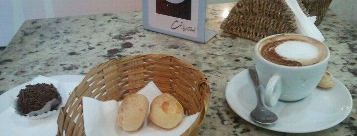 Ci Bistrot et Café is one of pra conhecer.
