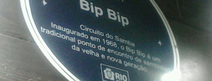Bip Bip is one of When in Rio.