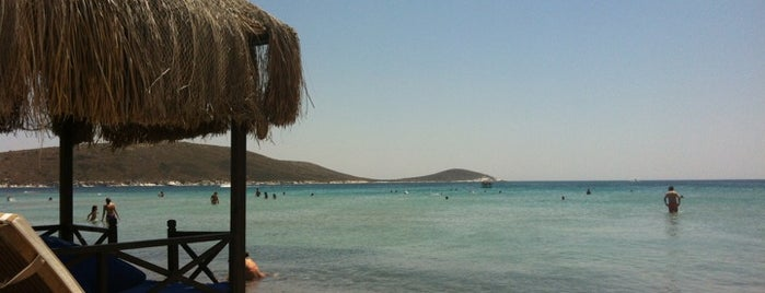 Alaçatı 11 Beach Club is one of Best Of CESME.