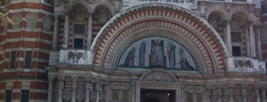 Westminster Cathedral is one of Roman Catholic Cathedrals in England & Wales.