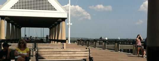 Charleston Pier Swings is one of my charleston places.