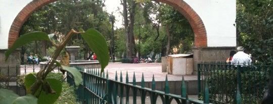 Plaza San Jacinto is one of ¡Cui Cui ha estado aquí!.